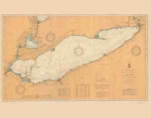 thumbnail for chart NY,1903, Lake Erie