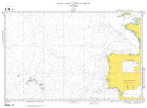 thumbnail for chart English Channel to Strait of Gibraltar including the Azores