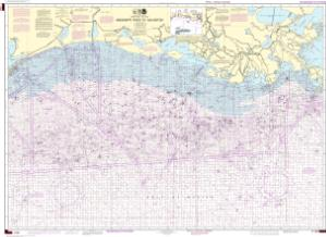 thumbnail for chart Mississippi River to Galveston (Oil and Gas Leasing Areas)