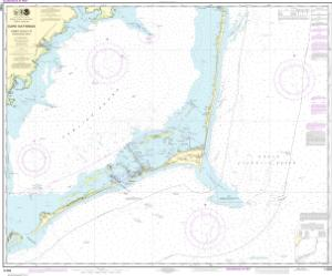Cape Hatteras Wimble Shoals To Ocrae Inlet
