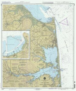 thumbnail for chart DE,1994,Cape Henlopen to Indian River Inlet