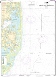 thumbnail for chart Chatham Harbor and Pleasant Bay