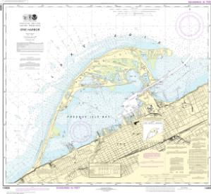 thumbnail for chart Erie Harbor