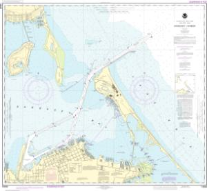 thumbnail for chart Sandusky Harbor