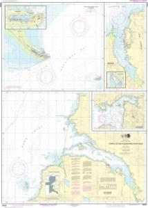 thumbnail for chart Ports of Southeastern Cook Inlet Port Chatham;Port Graham;Seldovia Bay;Seldovia Harbor;Approaches to Homer Hbr;Homer Harbor