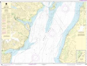 thumbnail for chart Cook Inlet-Anchor Point to Kalgin Island;Ninilchik Harbor