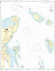 thumbnail for chart Bahia de Fajardo and Approaches