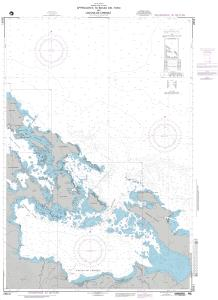 thumbnail for chart Approaches to Bocas del Toro and Laguna de Chiriqui