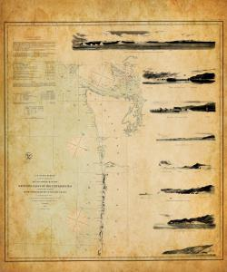 thumbnail for chart WA,1855,Western Coast of U.S. from Umpquah River to the Boundary