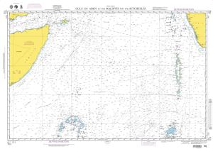 Gulf of Aden to the Maldives and the Seychelles Group  NGA