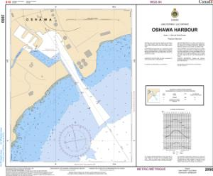 thumbnail for chart Oshawa Harbour