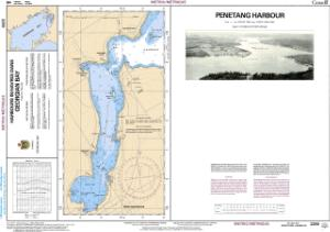 thumbnail for chart Penetang Harbour
