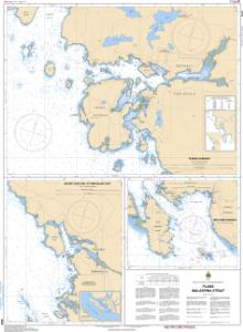 thumbnail for chart Plans - Malaspina Strait