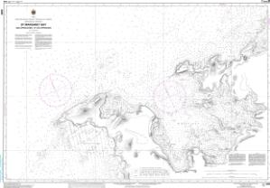 thumbnail for chart St. Margaret Bay and Approaches / et les approches