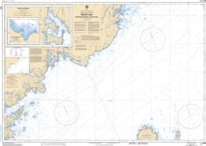 thumbnail for chart Trinity Bay: Northern Portion / Partie Nord