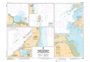 thumbnail for chart Harbours and Anchorages Hudson Bay and James Bay/Ports et Mouillages Baie dHudson et Baie James