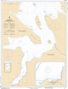 thumbnail for chart Milne Inlet, Southern Portion / Partie Sud