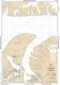 thumbnail for chart Lancaster Sound and/et Admiralty Inlet