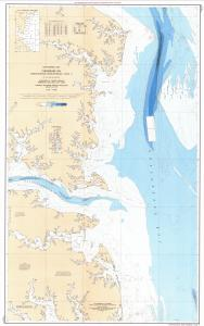 thumbnail for chart CHESAPEAKE/RAPPAHANNOCK RIV.