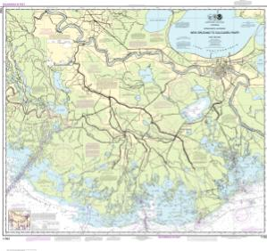 OceanGrafix — NOAA Nautical Chart 11352 Intracoastal ...
