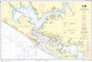 OceanGrafix — NOAA Nautical Chart 11390 Intracoastal Waterway East
