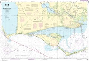 OceanGrafix — NOAA Nautical Chart 11402 Intracoastal Waterway