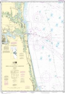 OceanGrafix — NOAA Nautical Chart 11488 Amelia Island to St