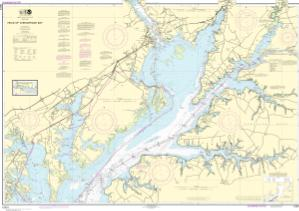 thumbnail for chart Head of Chesapeake Bay