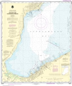 thumbnail for chart Ashland and Washburn harbors