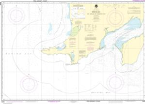 thumbnail for chart Bristol Bay-Cape Newenham and Hagemeister Strait
