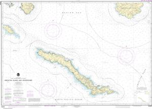 thumbnail for chart Amchitka Island and Approaches