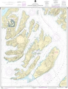 thumbnail for chart Latouche Passage to Whale Bay