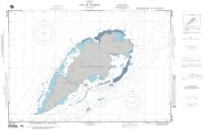 OceanGrafix — NGA Nautical Chart 28125 Isla de Guanaja