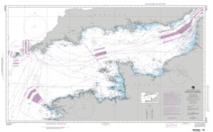 OceanGrafix — NGA Nautical Chart 36005 English Channel