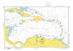 OceanGrafix — NGA Nautical Chart 402 Caribbean Sea (OMEGA)