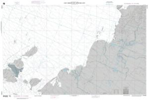 thumbnail for chart East Siberian Sea, Western Part (Arctic Ocean)