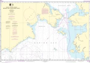 thumbnail for chart Bering Sea   Northern Part