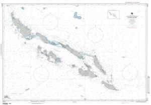OceanGrafix — NGA Nautical Chart 82015 Solomon Islands