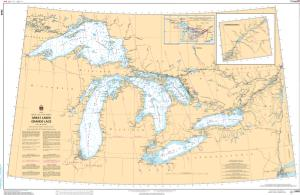 thumbnail for chart Great Lakes/Grands Lacs