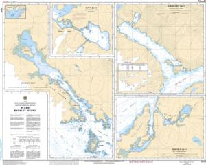 thumbnail for chart Plans - Barkley Sound