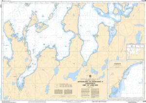 thumbnail for chart Approaches to / Approches à Lewisporte and / et Loon Bay