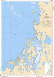 thumbnail for chart Tuktoyaktuk Harbour and Approaches/et les approches