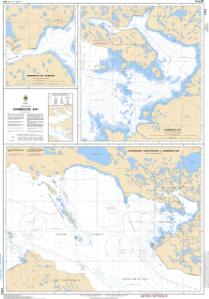 thumbnail for chart Approaches to/Approches à Cambridge Bay